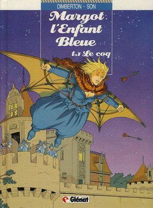 Margot l'enfant bleue