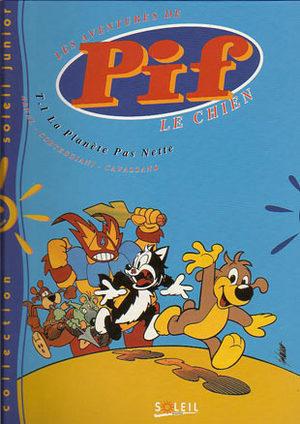 Les aventures de Pif le chien