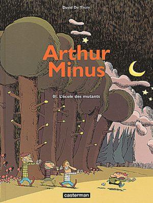 Arthur Minus BD