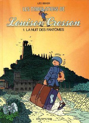 Les tribulations de Louison Cresson