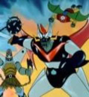 Great Mazinger Série TV animée