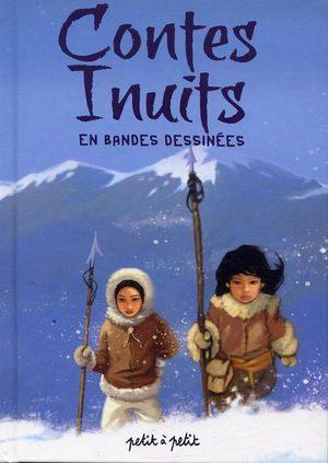 Contes inuits en bandes dessinées