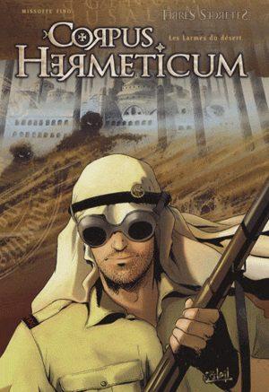 Corpus Hermeticum -     Les larmes du désert