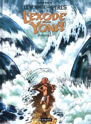 Le voyage des pères - L'exode selon Yona