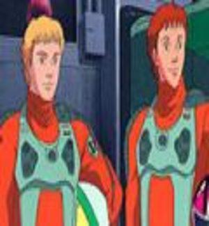 Les Heros de la Galaxie - Saison 3