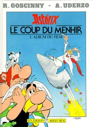 Astérix et le coup du menhir - L'album du film