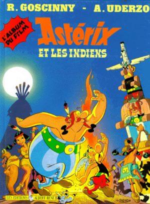Astérix et les indiens - L'album du film