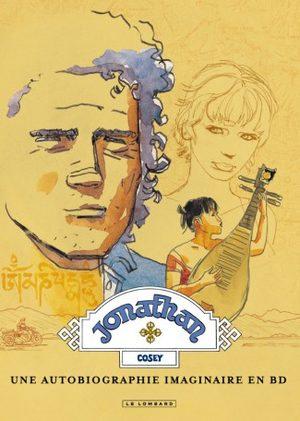 Jonathan - Une autobiographie imaginaire en BD
