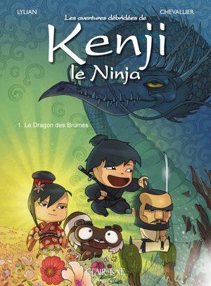Les aventures débridées de Kenji le ninja