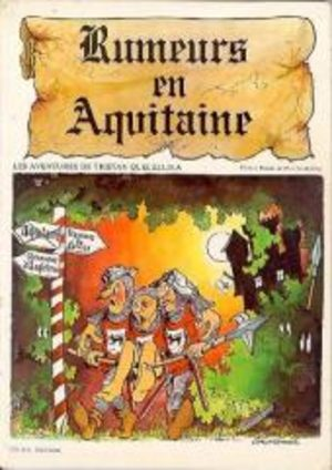 Les aventures de Sire Tristan Queceluila