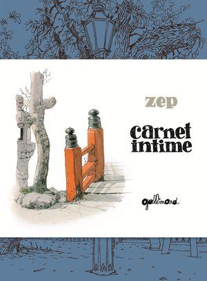 Zep - Carnet intime