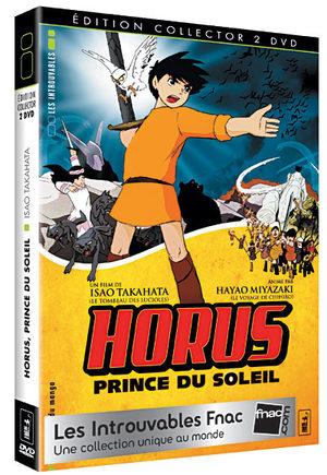 Horus, Prince du Soleil Film