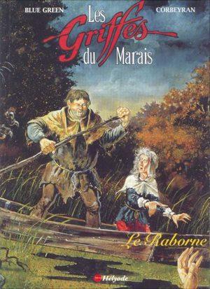 Les griffes du marais