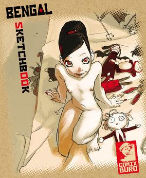 Sketchbook - Bengal
