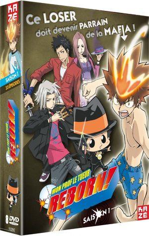 Reborn ! Manga