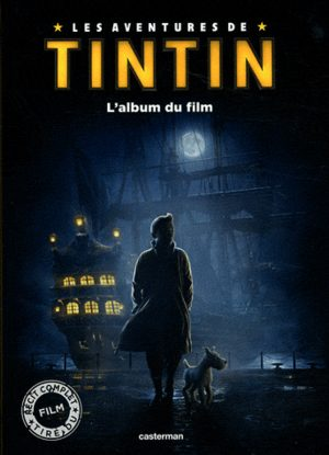 Les aventures de Tintin - L'album du film