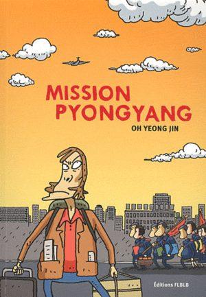 Mission Pyongyang Manhwa