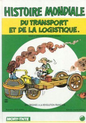 Histoire mondiale du transport et de la logistique