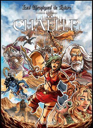 Les chroniques de Katura - Chaëlle