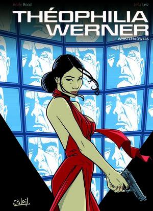 couverture, jaquette Théophilia Werner