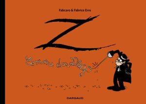 Z comme Don Diego - Coup de foudre à l'hacienda
