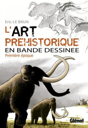 L'art préhistorique en BD