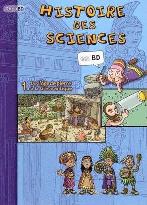 Histoire des sciences en BD