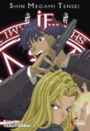Shin Megami Tensei : if... Manga