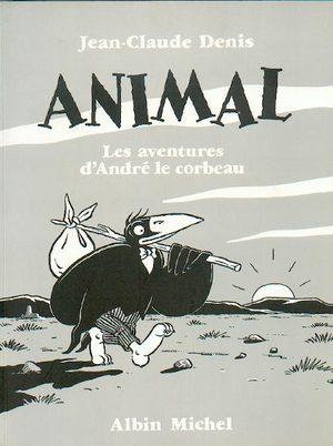 Les aventures d'André le corbeau