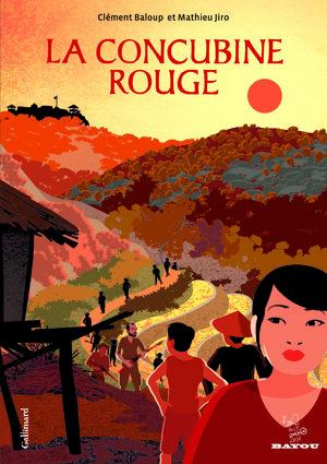 La concubine rouge #1