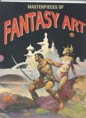 Masterpieces of fantasy art Artbook