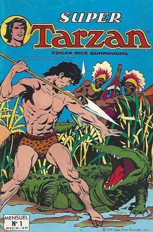 Super Tarzan