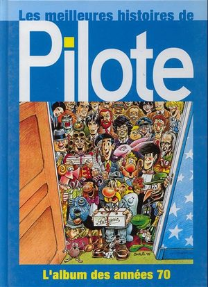 Les meilleures histoires de Pilote