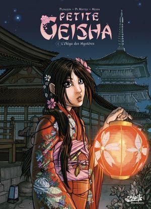 Petite Geisha - L'Okiya des mystères