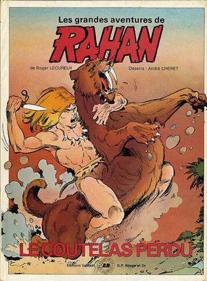 Les grandes aventures de Rahan