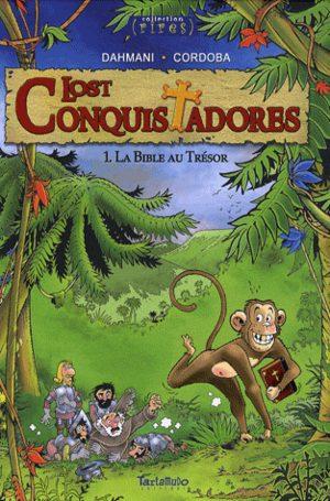 Lost conquistadores