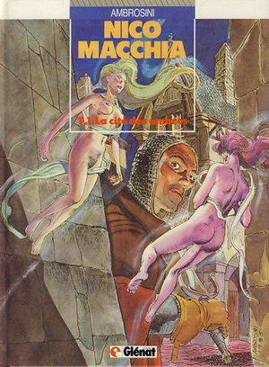 Nico Macchia BD