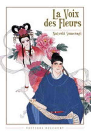 La Voix des Fleurs Manga