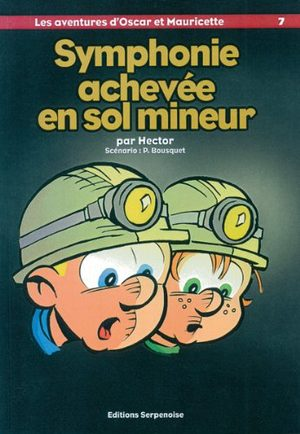 Les aventures d'Oscar et Mauricette