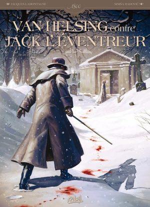Van Helsing contre Jack l'éventreur - Tu as vu le diable