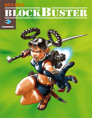 Blockbuster Artbook