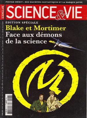 Blake et Mortimer - Face aux démons de la science Magazine