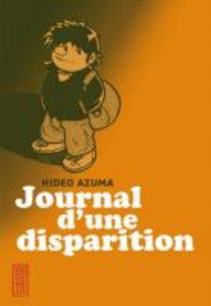 Journal d'une Disparition Manga