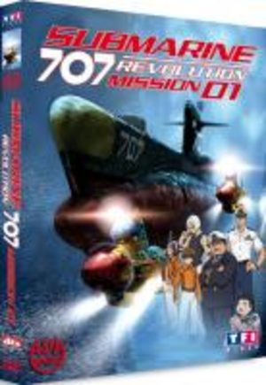 Submarine 707 Revolution OAV