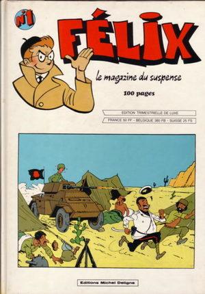 Félix  le magazine du suspens