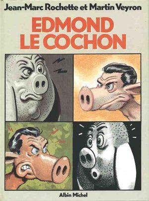 Edmond le cochon BD