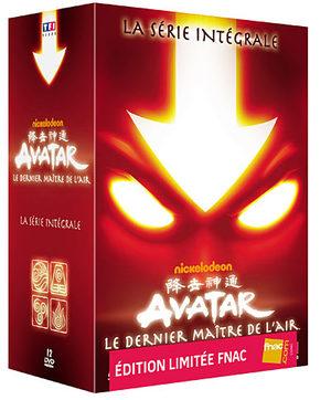 Avatar : Le Dernier Maitre de l'Air Série TV animée