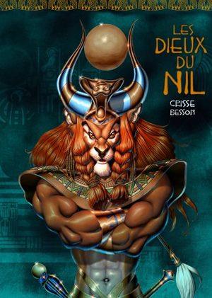Les dieux du Nil Artbook