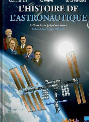 L'histoire de l'astronautique