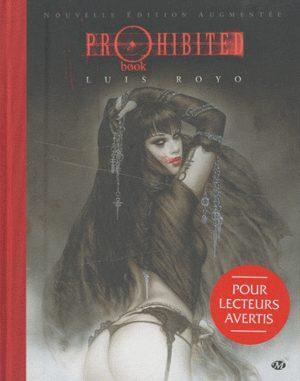 Prohibited book Artbook